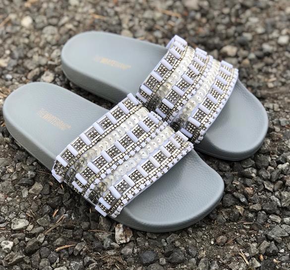 Image of   The White Brand - Etnic - sølv