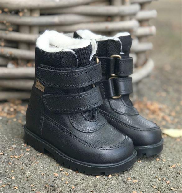 Billede af Arautorap (RAP) klassiske vinterstøvler, sort