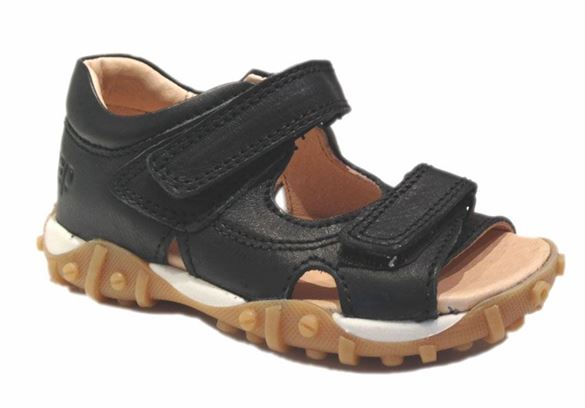 Image of   Arauto RAP trecking sandal, sort