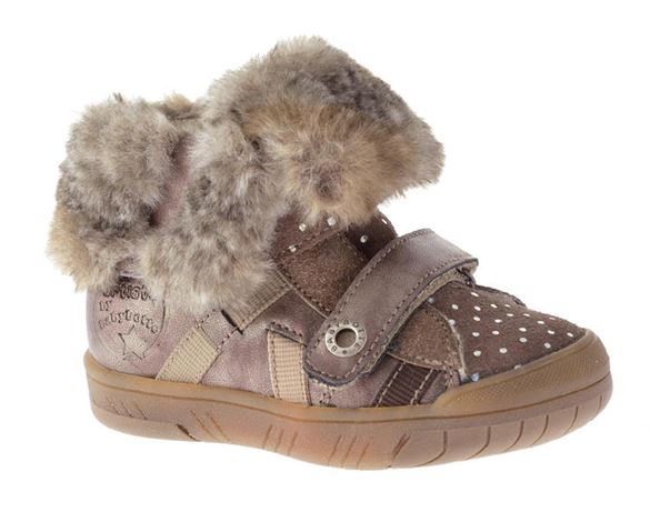 Image of   BabyBotte Artwiniefl foret støvlet, brun