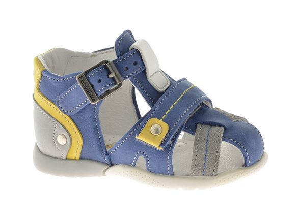 BabyBotte Gepeto drengesandaler, blå