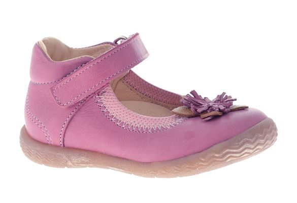 BabyBotte Safran ballerina, hindbær-pink