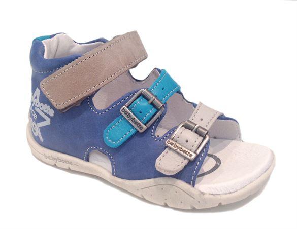 BabyBotte Tiptop sandaler, blå