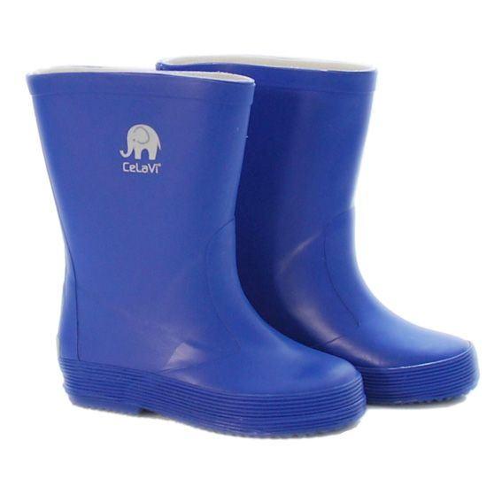 Image of   CeLaVi smalle kobolt blå gummistøvler