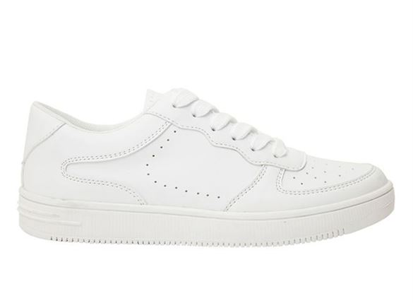 Image of   Duffy / Network hvide sneakers
