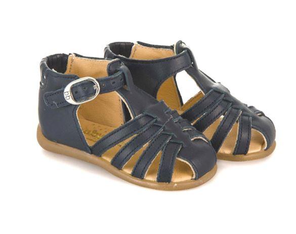 BabyBotte Guppy sandal, marine