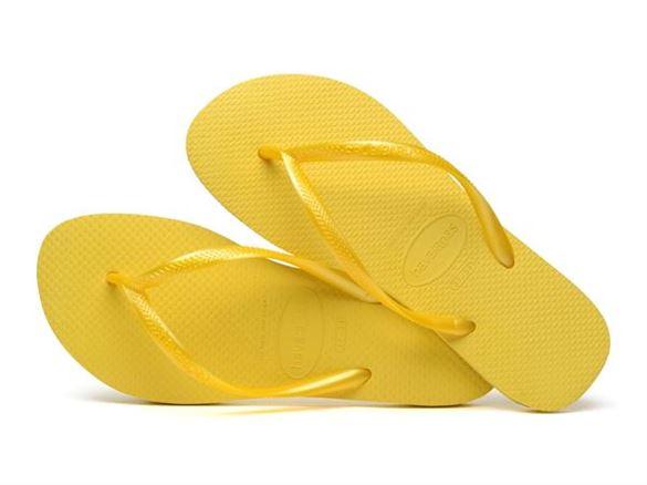 Havaianas Slim, Gul, klip-klap (flip-flop)