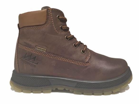 Primigi Black snørestøvle, brun