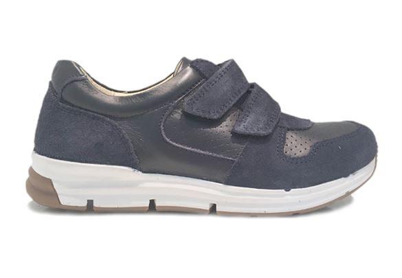 Image of   Arautorap (RAP) drengesko, sneakers, mørkeblå
