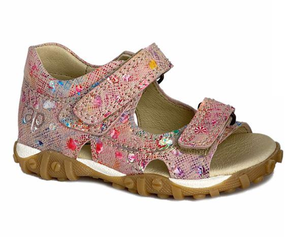 Image of   Arauto RAP trekking sandal, spring/rosa mønster
