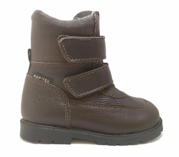 Image of   Arautorap (RAP) klassiske vinterstøvler, brun