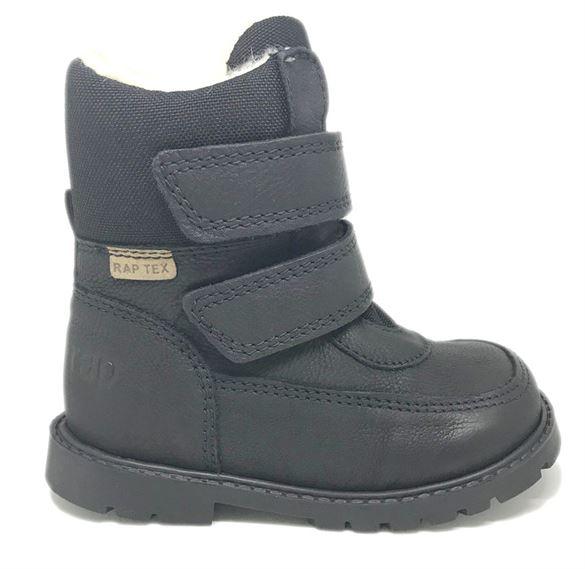 Arautorap (RAP) klassiske vinterstøvler, sort