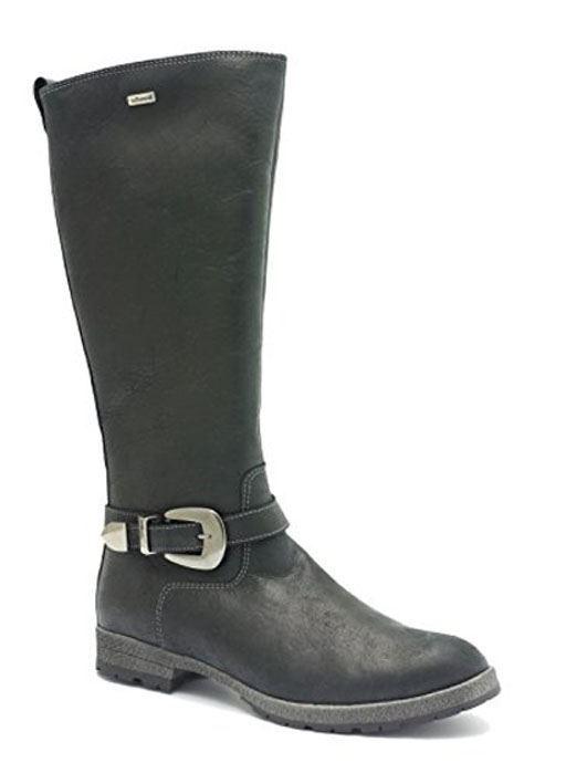 Image of   Richter 4253 221, vandtæt støvle i sort skind