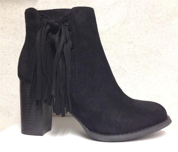 a34701b9457c Zento støvler med frynser