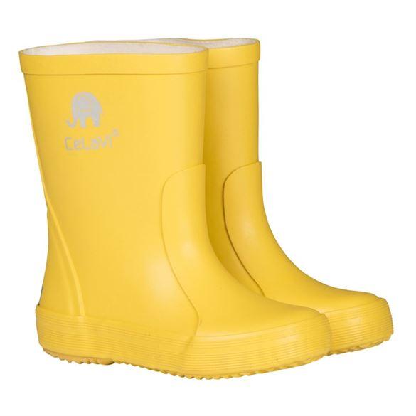 Image of   CeLaVi smalle gule gummistøvler