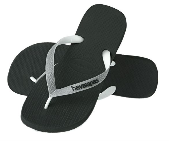 Image of   Havaianas Kids Top Mix sort/grå, klip-klap (flip-flop)
